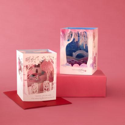 Paper Wonder 2 Valentine's Day Cards