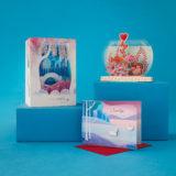 Paper Wonder 3 Valentine's Day Cards