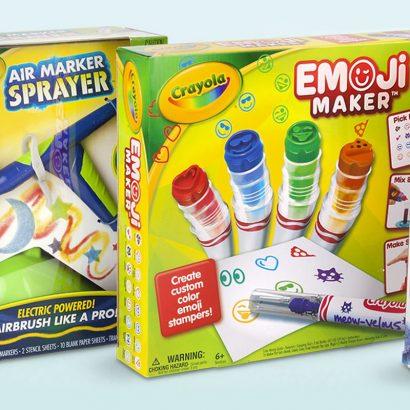 Crayola Toys & Activities