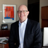 Mike Perry president and CEO