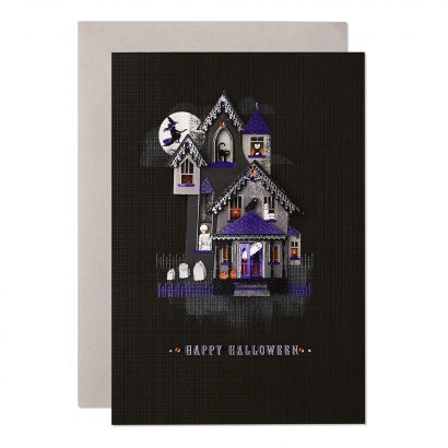 2017 LOUIE Award Winner - Signature Halloween Card