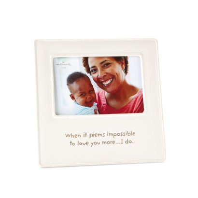 All the Ways I Love You Photo Frame