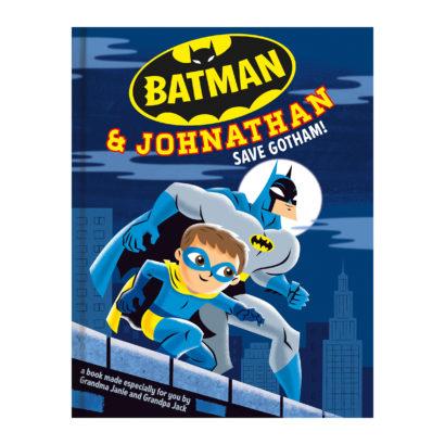 Batman™ Personalized Book