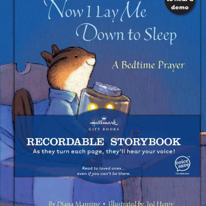 Now I Lay Me Down to Sleep: A Bedtime Prayer Hallmark Recordable Storybook