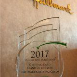 Hallmark Named Greeting Card Brand of the Year by 2017 Harris Poll EquiTrends Study