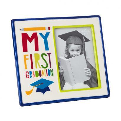 First Graduation Frame