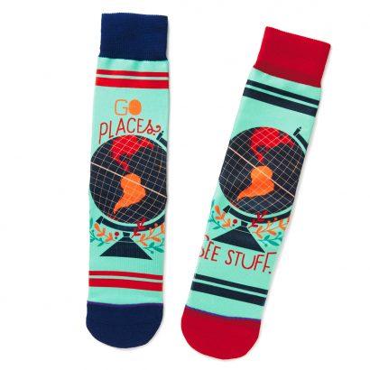 Go Places Socks