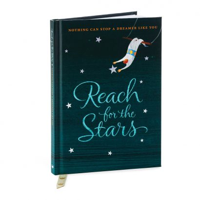 Reach for the Stars: Nothing Can Stop a Dreamer Like You Hallmark Gift Book