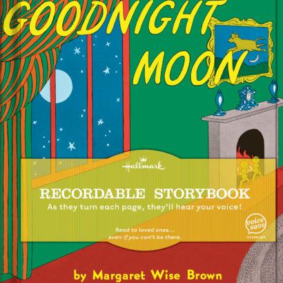 Goodnight Moon Hallmark Recordable Storybook