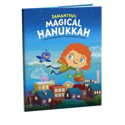 Magical Hanukkah Personalized Book