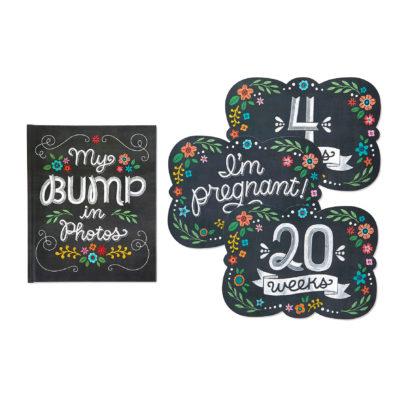Monthly Pregnancy Picture Album Kit
