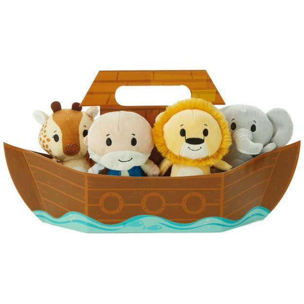 itty bittys® Noah's Ark Lion, Elephant and Giraffe Stuffed Animal Set