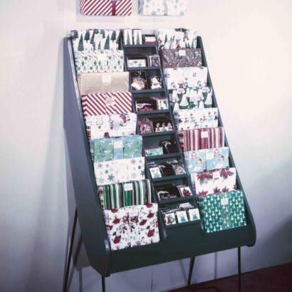 Hallmark Gift Wrap - 1967 Boutique Gift Wrap Merchandising