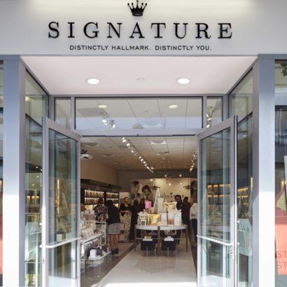 Hallmark Signature Store in Santa Monica Place