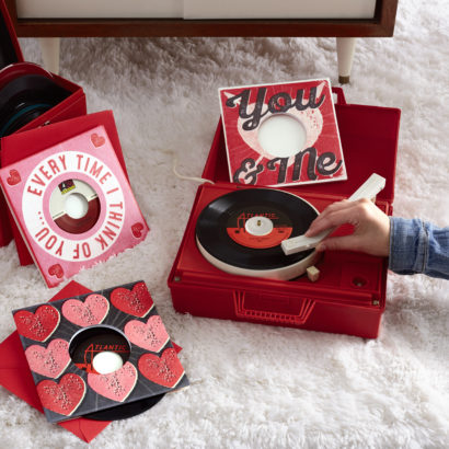 Hallmark - Vinyl Record Cards