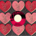 Respect Valentine's Day Card with Vinyl Record – Cover