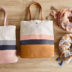 PROMO – Mark and Hall Totes and Scarves (mailer)