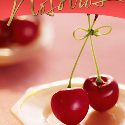 2008 Valentine's Day Card says Tu, yo nosotros and has a picture of two cherries side by side