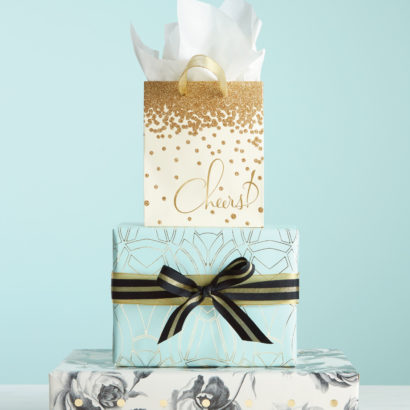 Hallmark Gift Wrap - Classic Luxury Collection