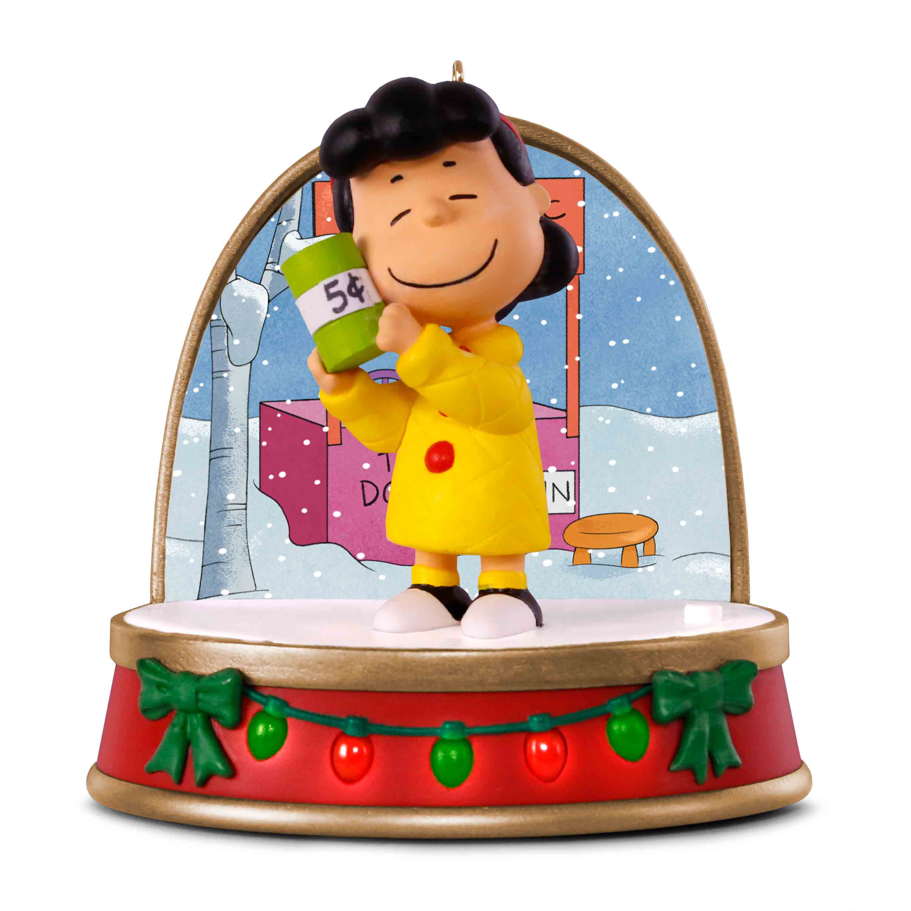 Peanuts® – Lucy Ornament