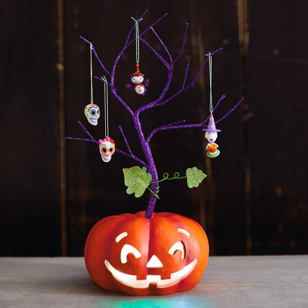 Halloween - Mini Keepsakes & Tree