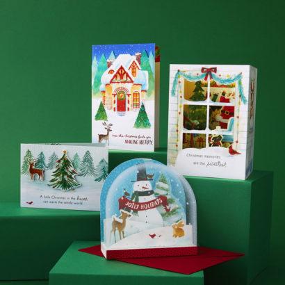 Hallmark Paper Wonder Holiday Cards