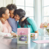 Hallmark Paper Wonder Mother's Day Swan Diorama Card