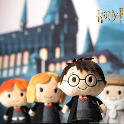 Collection of Harry Potter Itty Bittys