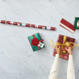 Image of Hands Wrapping Gifts