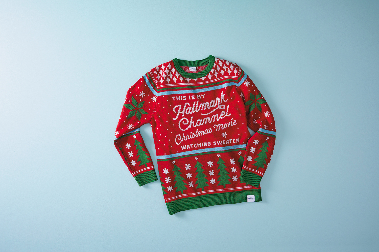 Hallmark Channel Christmas Sweater