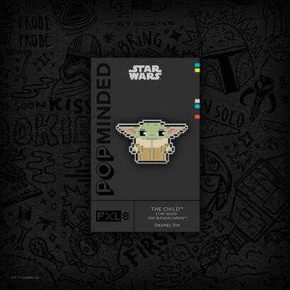 Image of Star Wars The Mandalorian™ The Child PXL8 Enamel Pin
