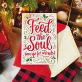 Hallmark Hallmark Full of Extra Blessings Christmas Card