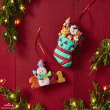 Hallmark Keepsake Ornaments - Ornament Premiere 2021 - Stocking Stuffer Series