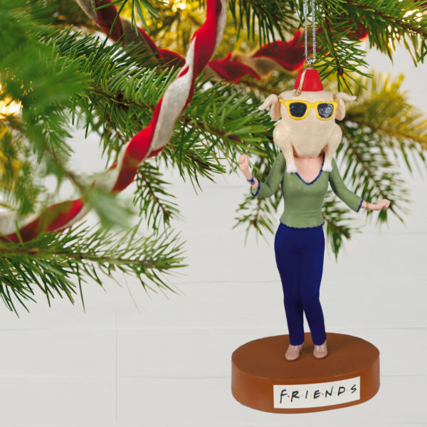 Hallmark Keepsake Ornaments - Friends The One With All The Thanksgivings Ornament With Sound